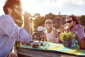 WINNER!! Top Outdoor Dining Spots