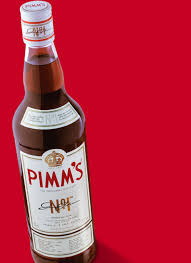 on a whim try a pimms